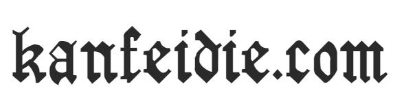 London Scroll 字体演示图:kanfeidie.com
