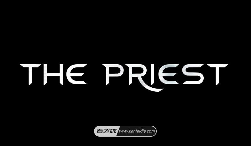 像刀刃一样锐利的英文字体下载The Priest