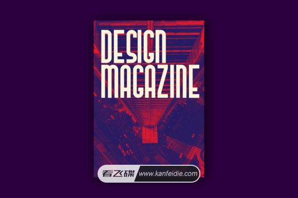 Mandan font是一款又高又窄的抽象字体,采用了字母上半部分长下半部分短的风格,非常的有特色,看上去非常整洁。 对于LOGO标志,企业宣传画册,包装设计等是非常适用的。