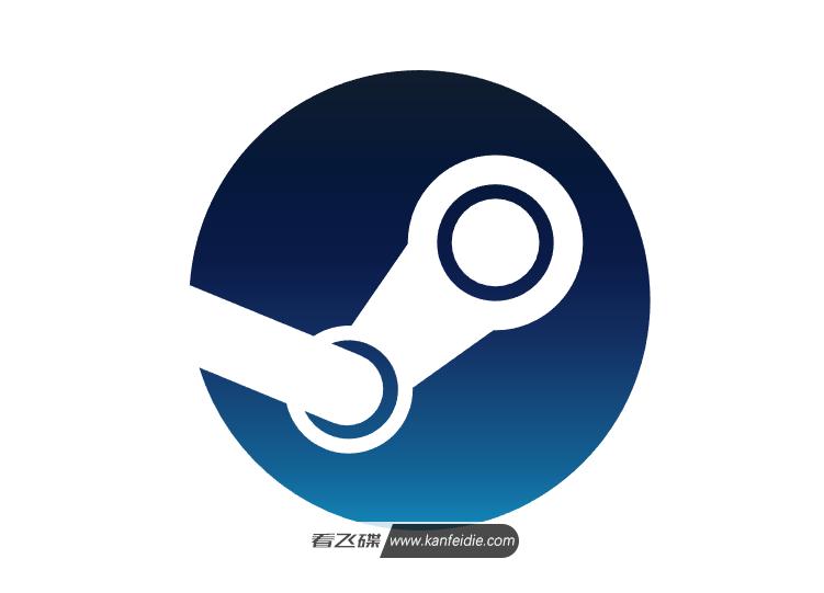 Steam 图标LOGO矢量图免费下载