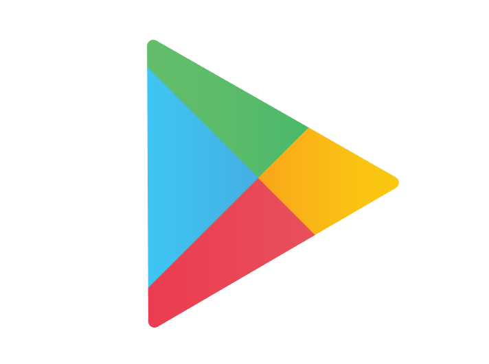 Google Play Store矢量图标LOGO设计素材源文件下载