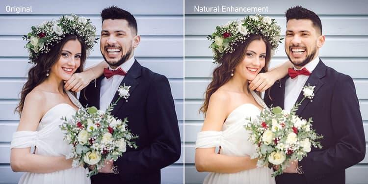 色调增强lr婚礼预设