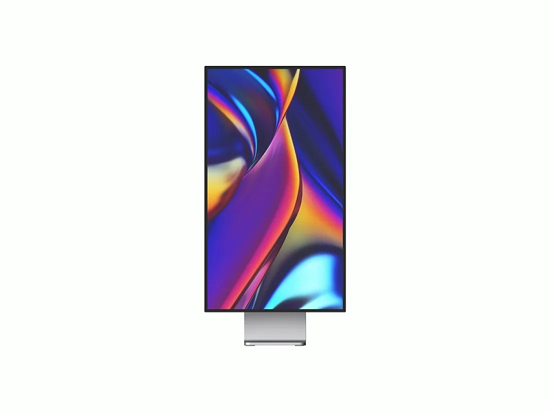 Apple Pro Display XDR竖版效果图